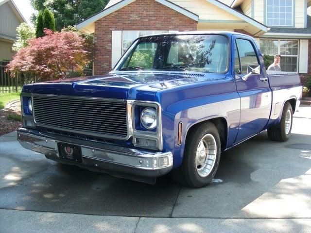 1980 GMC Sierra