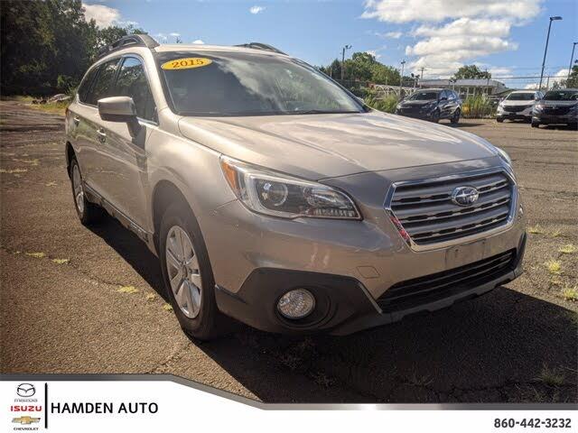2015 Subaru Outback 2.5i Premium
