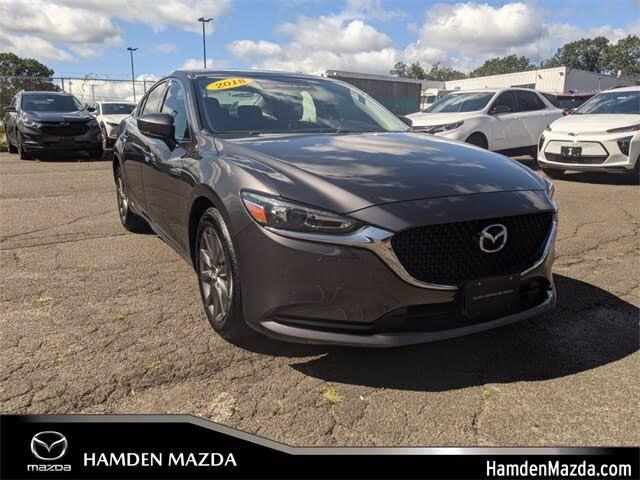 2018 Mazda MAZDA6 Sport Sedan FWD
