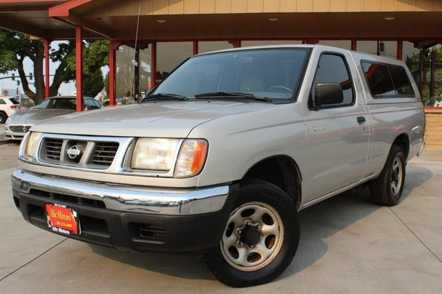 1999 Nissan Frontier 2 Dr XE Standard Cab SB