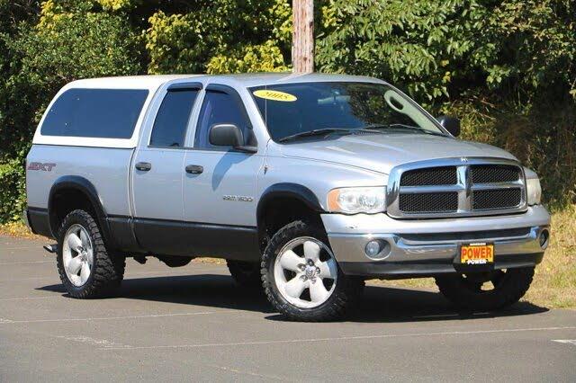 2005 Dodge RAM 1500 SLT Quad Cab 4WD