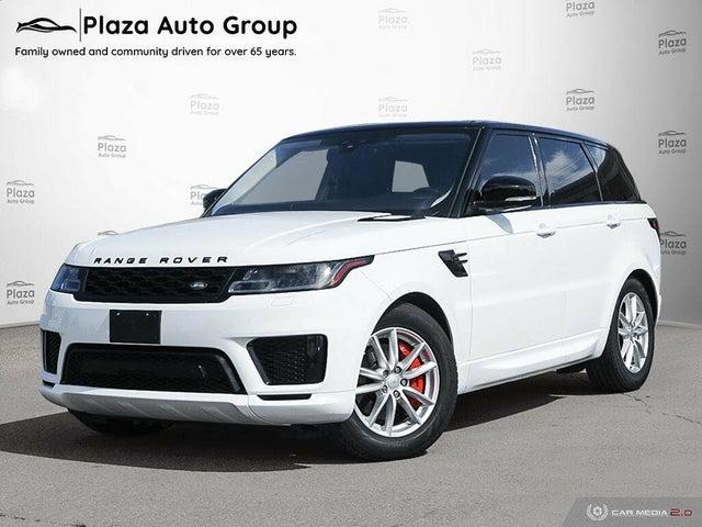 2019 Land Rover Range Rover Sport SE MHEV 4WD
