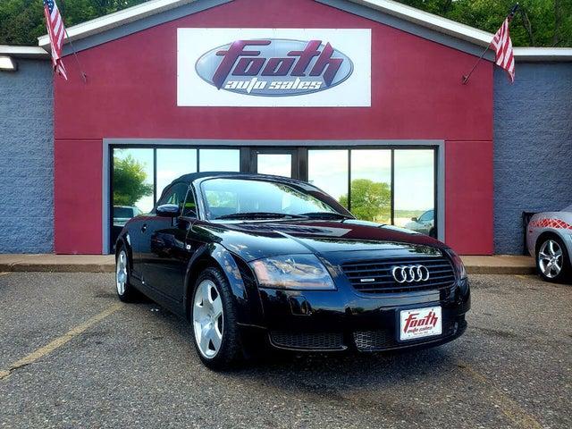 2002 Audi TT 1.8T quattro Roadster AWD