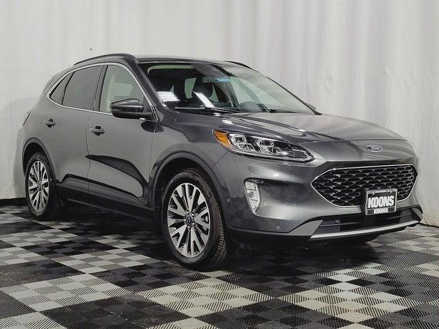 2020 Ford Escape Hybrid Titanium AWD