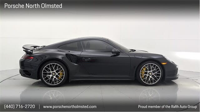2016 Porsche 911 Turbo S Coupe AWD
