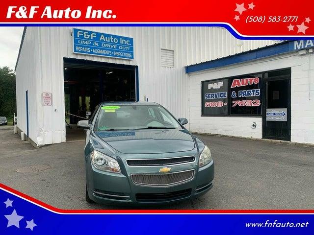 2009 Chevrolet Malibu 1LT FWD