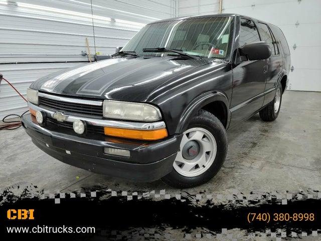 1996 Chevrolet Blazer LS 4-Door RWD