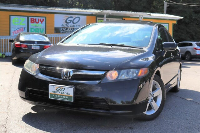 2008 Honda Civic EX-L with Navigation