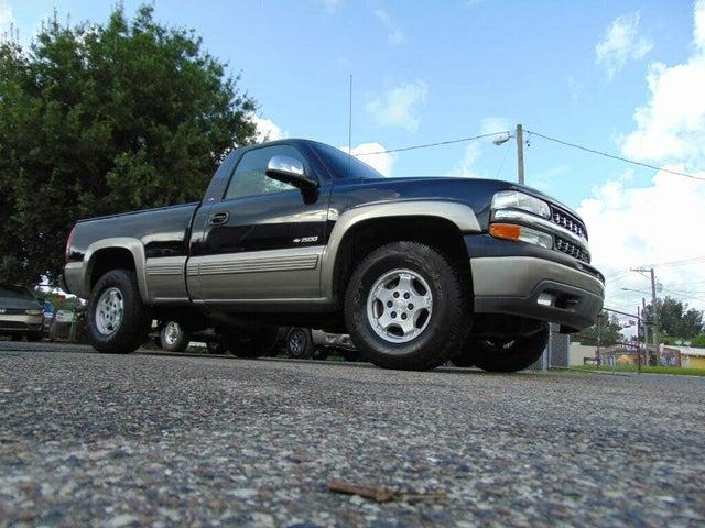 2000 Chevrolet Silverado 1500 LS 4WD