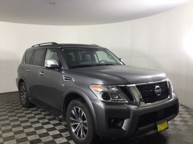 2019 Nissan Armada SL 4WD