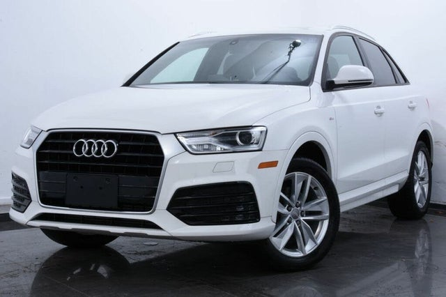 2018 Audi Q3 2.0T Premium FWD