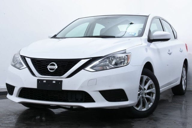 2018 Nissan Sentra SV FWD