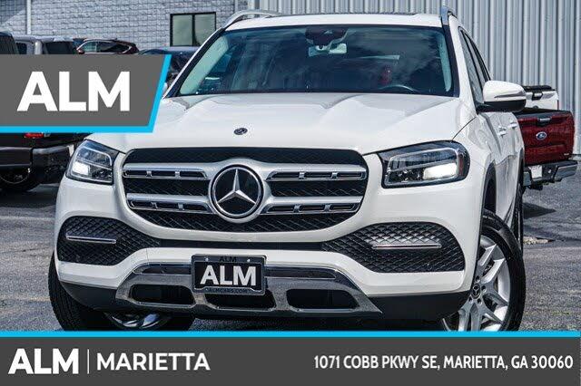 2020 Mercedes-Benz GLS-Class GLS 450 4MATIC AWD