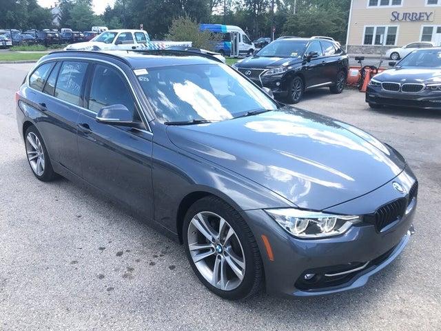 2018 BMW 3 Series 328d xDrive Wagon AWD
