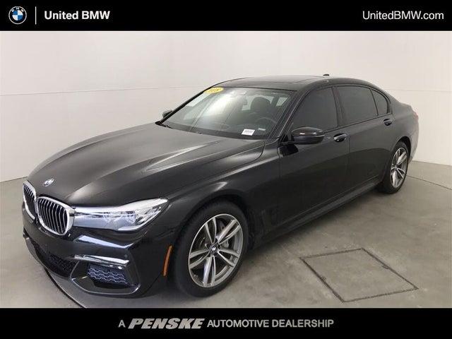 2018 BMW 7 Series 740i RWD