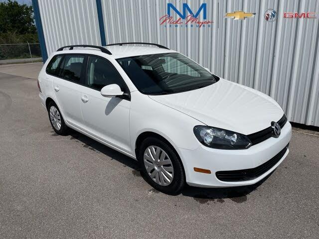 2013 Volkswagen Jetta SportWagen S FWD