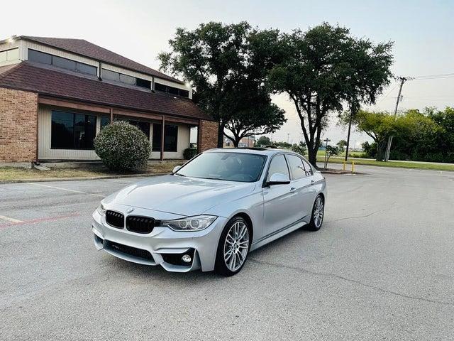 2015 BMW 3 Series 335i Sedan RWD