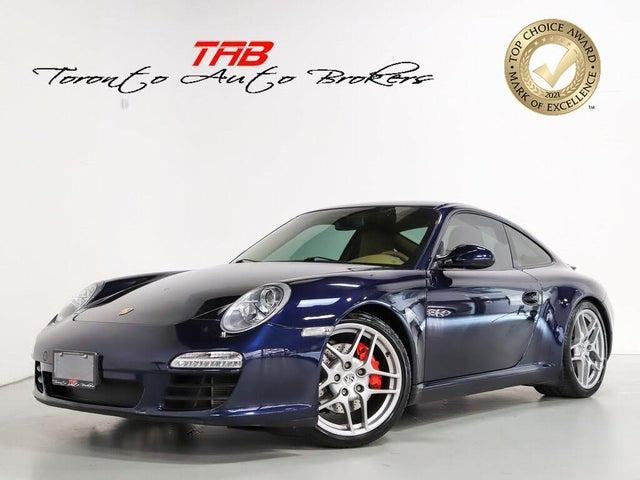 2009 Porsche 911 Carrera S Coupe RWD