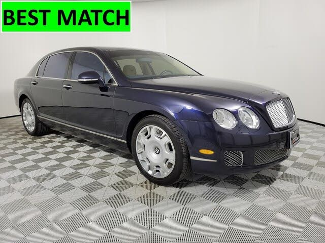 2011 Bentley Continental Flying Spur W12 AWD
