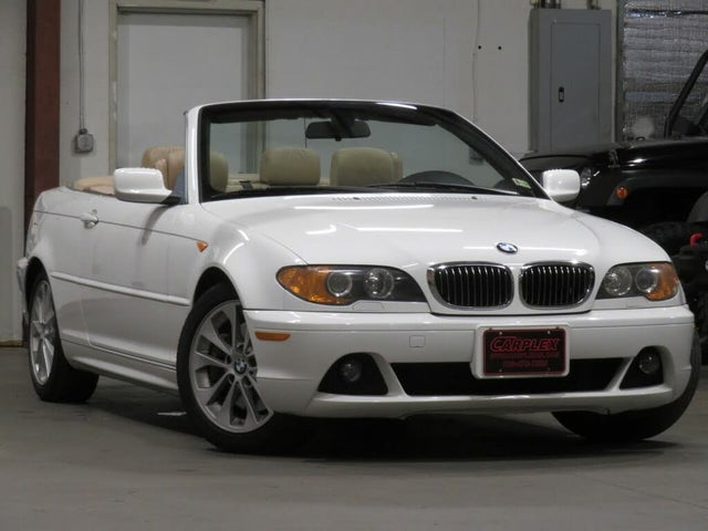 2004 BMW 3 Series 330Ci Convertible RWD