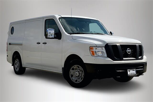 2016 Nissan NV Cargo 2500 HD SV with High Roof V8