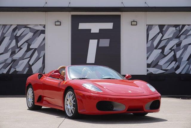 2005 Ferrari F430 Spider Spider