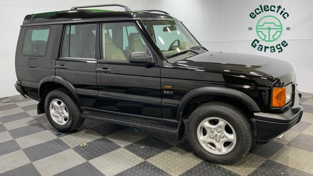 2001 Land Rover Discovery Series II 4 Dr SE AWD SUV