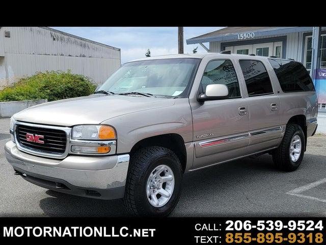 2001 GMC Yukon XL 1500 SLT 4WD