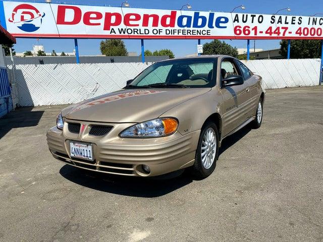 2000 Pontiac Grand Am SE2 Coupe