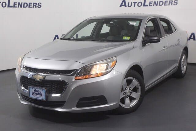 2016 Chevrolet Malibu Limited LS Fleet FWD