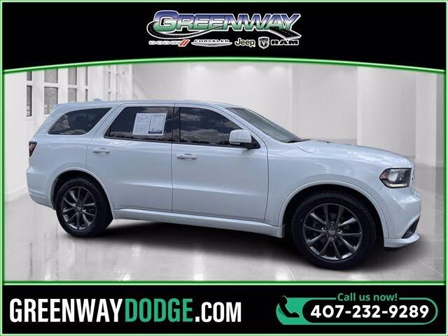 2017 Dodge Durango GT RWD