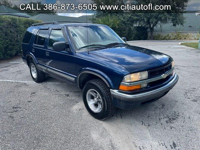 2000 Chevrolet Blazer LT 4-Door RWD