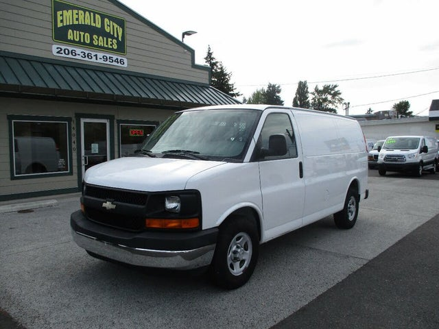 2008 Chevrolet Express Cargo 1500 RWD