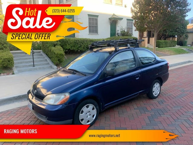 2001 Toyota ECHO 2 Dr STD Coupe