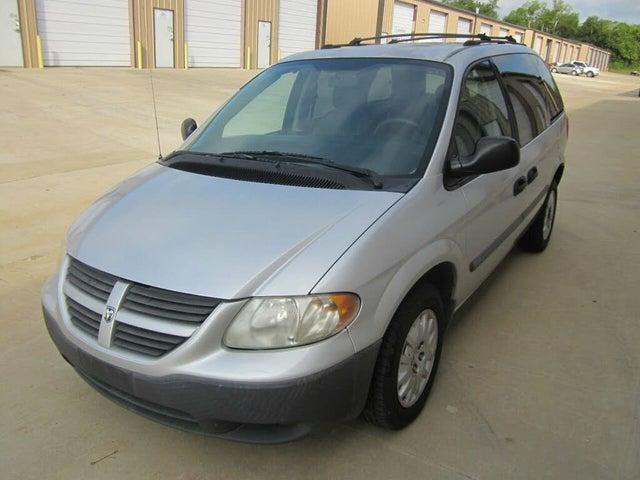 2005 Dodge Caravan C/V Cargo FWD