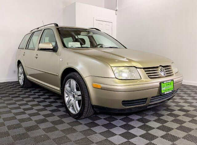 2002 Volkswagen Jetta GLX VR6 Wagon