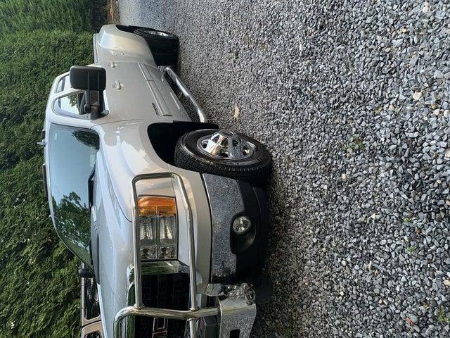 2011 GMC Sierra 3500HD SLT Crew Cab LB DRW 4WD