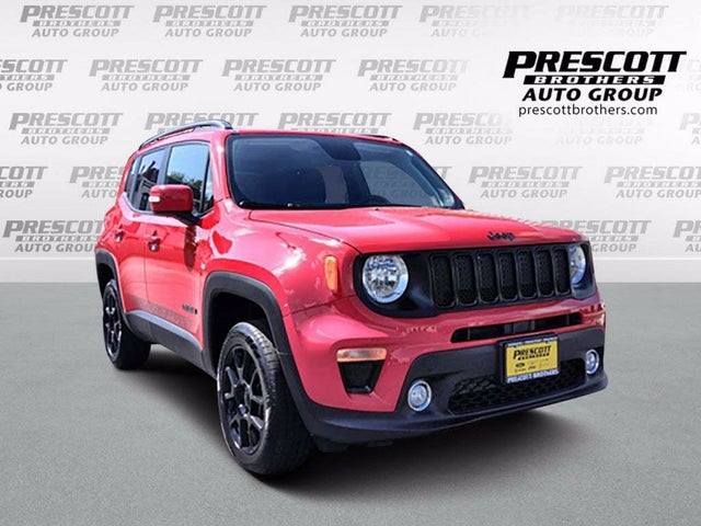 2019 Jeep Renegade Altitude 4WD