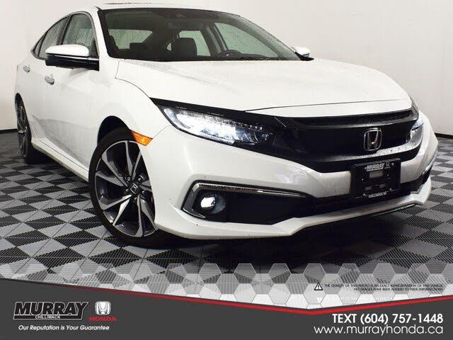 2021 Honda Civic Touring FWD