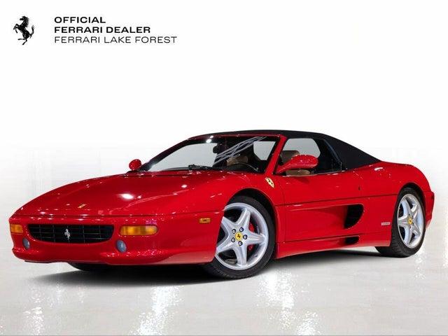 1999 Ferrari F355 F1 Spider