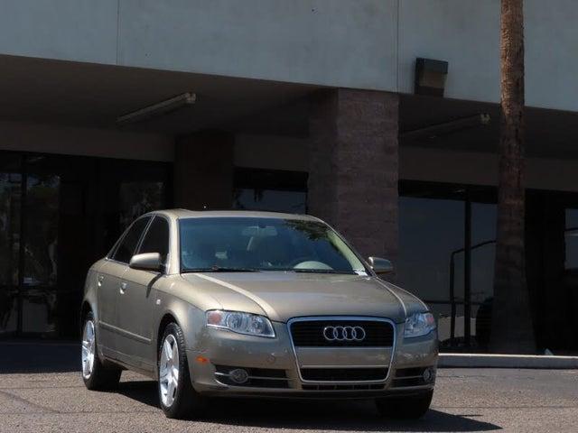 2006 Audi A4 2.0T Sedan FWD