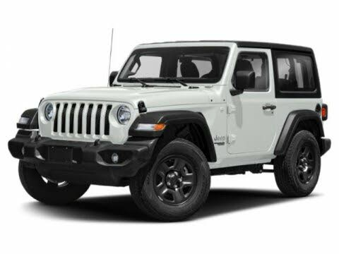 2021 Jeep Wrangler Sport 4WD