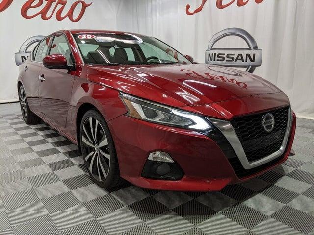 2020 Nissan Altima 2.5 Platinum FWD