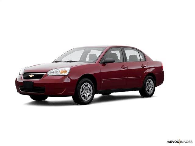 2007 Chevrolet Malibu LS FWD