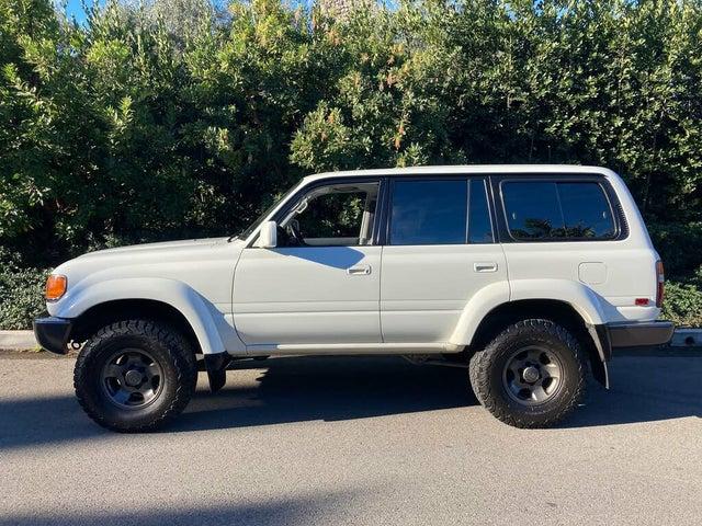1993 Toyota Land Cruiser 4WD