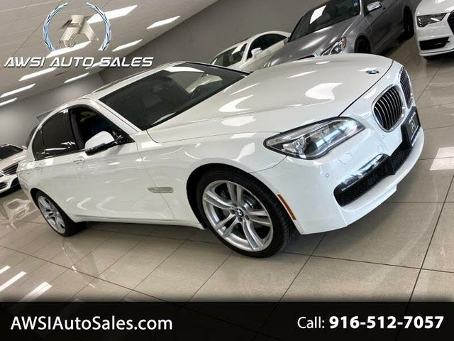 2014 BMW 7 Series 740i RWD