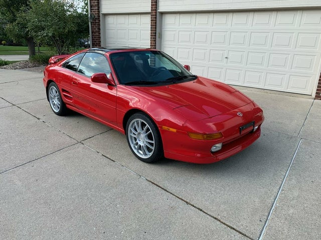 1994 Toyota MR2 2 Dr STD Coupe