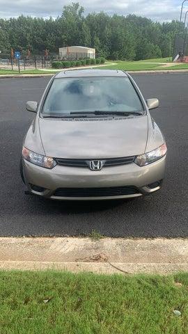 2006 Honda Civic Coupe EX with Nav