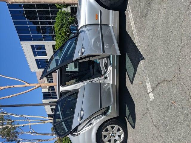 2000 BMW 3 Series 323i Sedan RWD