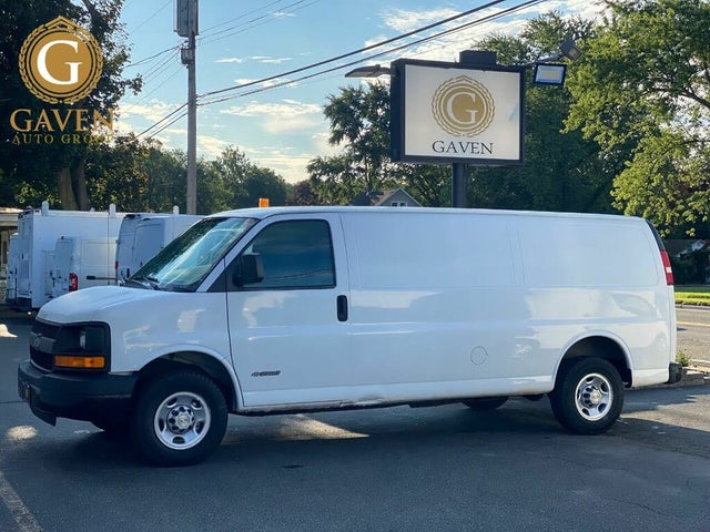 2006 Chevrolet Express Cargo 2500 Extended RWD